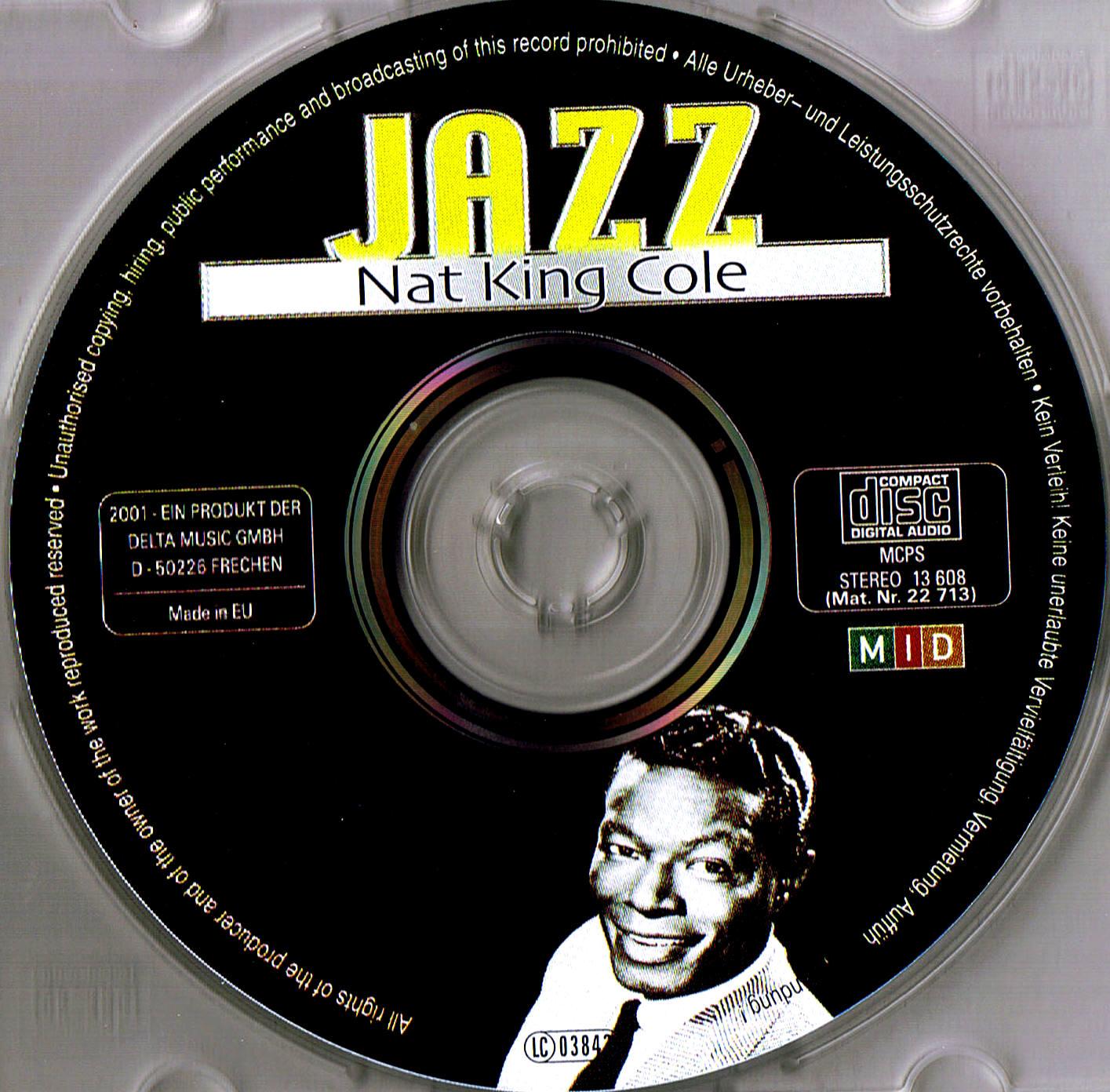 Jazz Encounters - Nat King Cole | Songs, Reviews, Credits ...